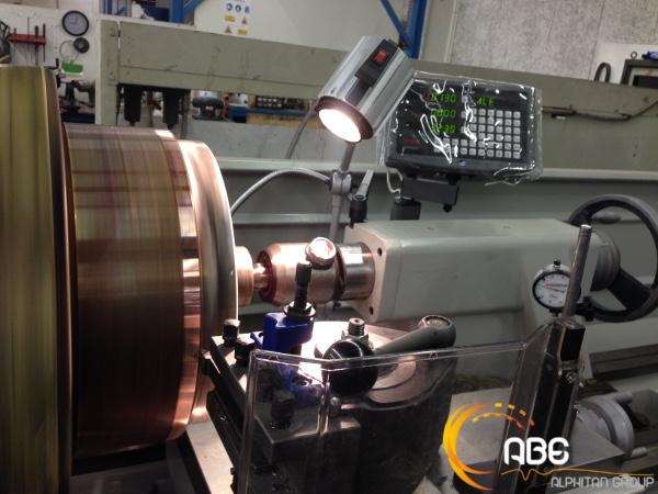 ABE, un atelier de bobinage qui investit