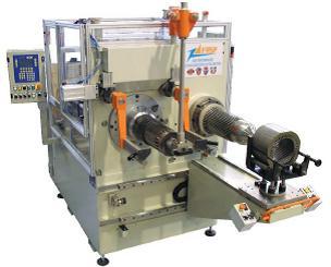 Machine à insérer les bobines