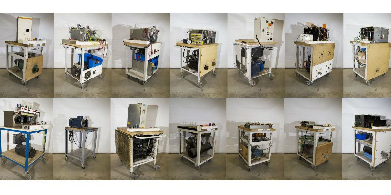 bancs de test variateurs IDREP