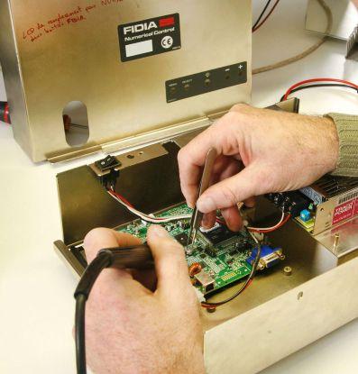 Réparation écran LCD