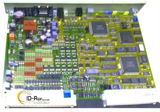 réparation carte 6DS1 411 8RR - SIEMENS
