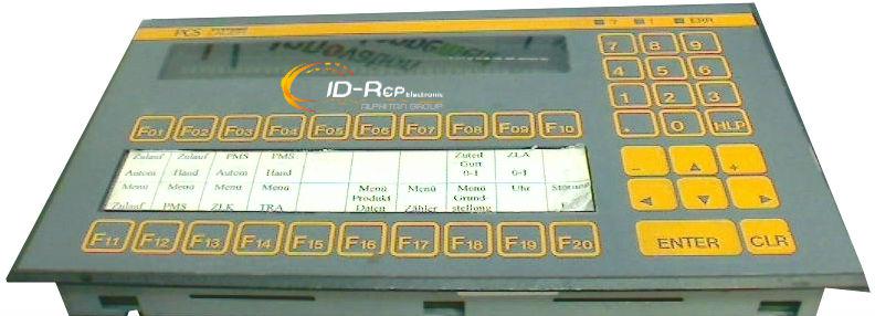 Réparation moniteur / console PCS 100FZ - LAUER