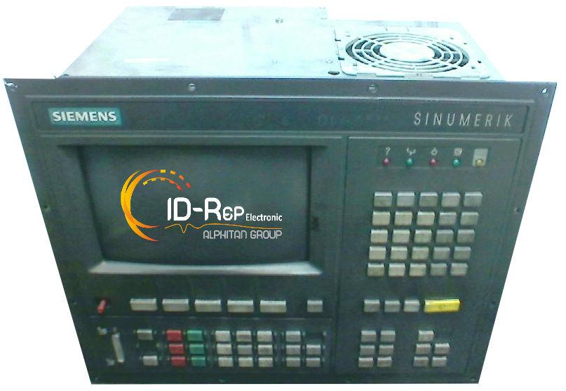 Réparation commande numérique 6FC3 984 7CD01 - SIEMENS