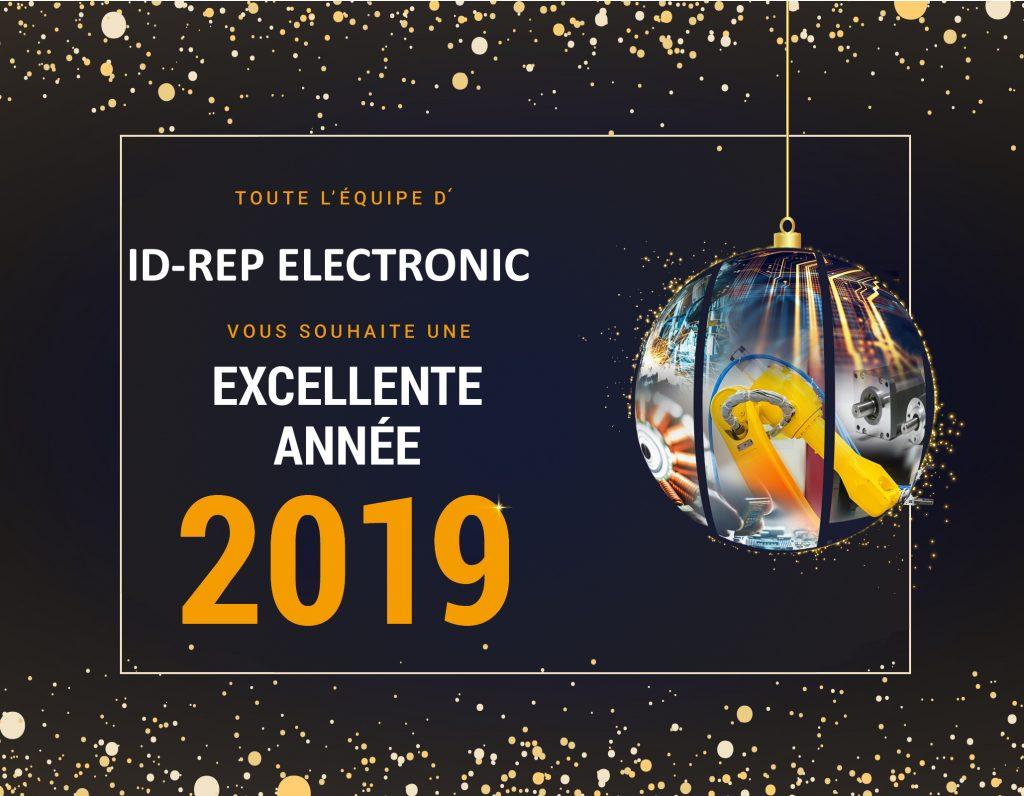 ID-Rep Electronic bonne année