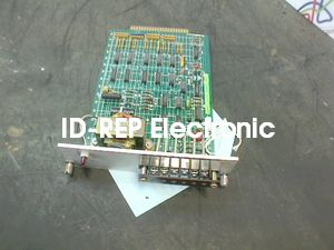 0-52820 RELIANCE ELECTRIC CARTE