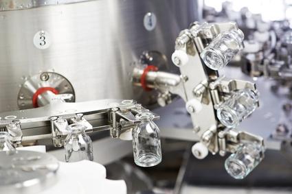 Industrie du verre