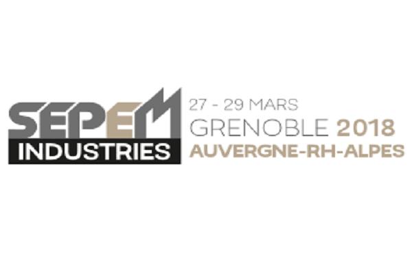 AEM et ID-Rep présents au SEPEM Grenoble de 2018